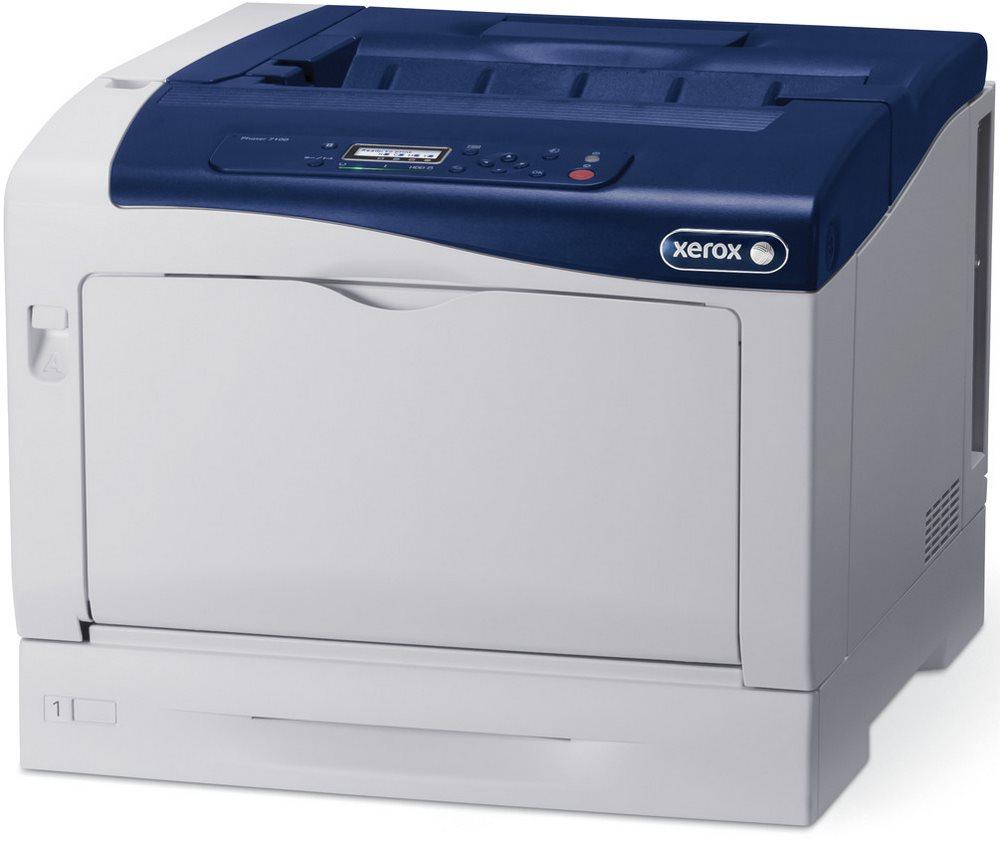 Xerox Phaser 7100 Cava, Barevná tiskárna A3 30st/m