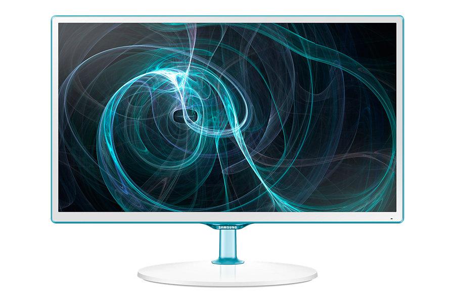 "24"" LED-TV Samsung T24D391EW-FHD,PLS,PiP,čirá,bílá"