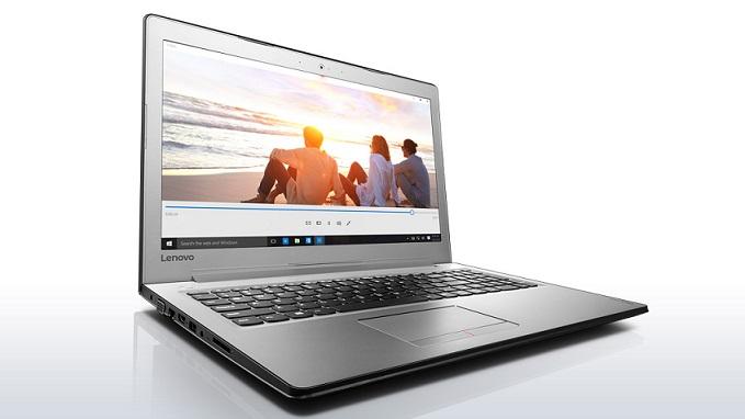 """Lenovo IdeaPad 510-15ISK i5-6200U 2,80GHz/8GB/SSHD 500GB+8GB/15,6"""" FHD/AG/GeForce 2GB/WIN10 černá 80SR00AECK"""