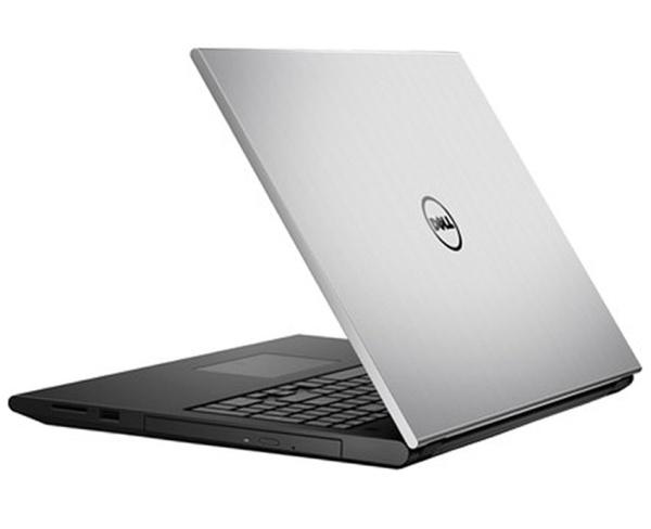 "Dell Inspiron 3543 15"" i5-5200U/4GB/1TB/DVD/HDMI/RJ45/WIFI/BT/MCR/W10UPG/2RNBD/stříbrný"