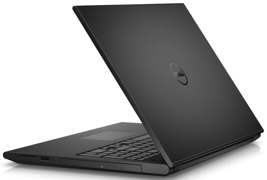 "Dell Inspiron 3542 15"" i3-4005U/4GB/500GB/820M-2G/DVD/HDMI/RJ45/WIFI/BT/MCR/W10UPG/2NBD/černý"