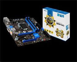 MSI MB B85M-G43 LGA1150