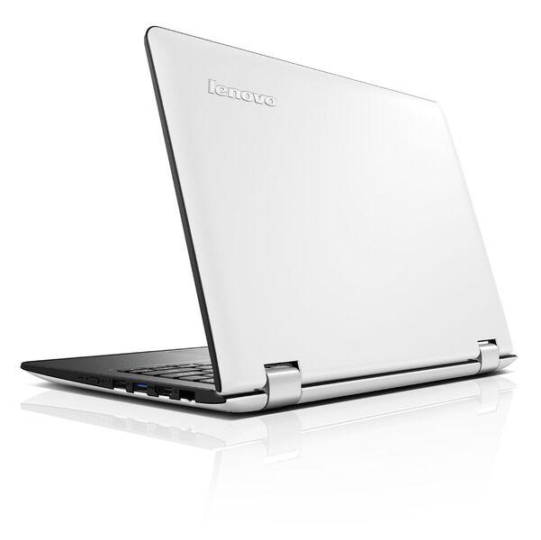 "Lenovo IdeaPad 300S-11IBR Celeron N3060 2,48GHz/4GB/64GB eMMC/11,6"" HD/AG/WIN10 bílá 80KU00BTCK"