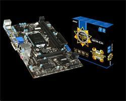 MSI MB H81M-E34 LGA1150