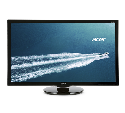 """Acer LCD CB271Hbmidr, 69cm (27"""") LED, 1920x1080, 100M:1, 300cd/m2, 170°/160°, 1ms, VGA, DVI, HDMI, repro"""