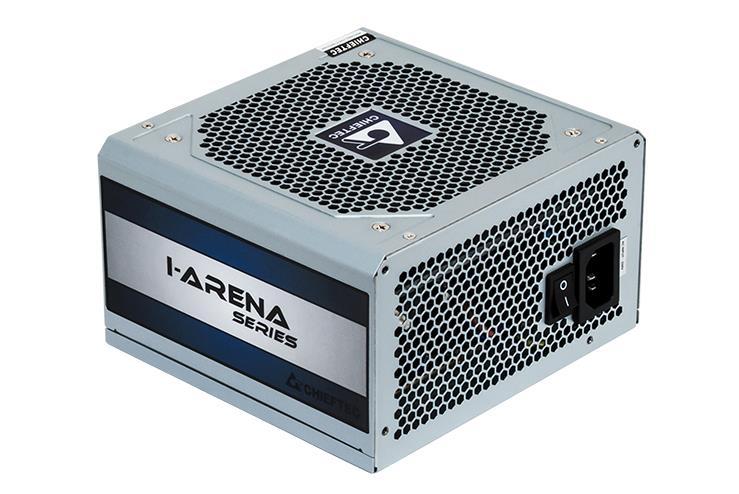 Chieftec ATX zdroj IARENA, GPC-500S, 12cm ventilátor, 500W bulk