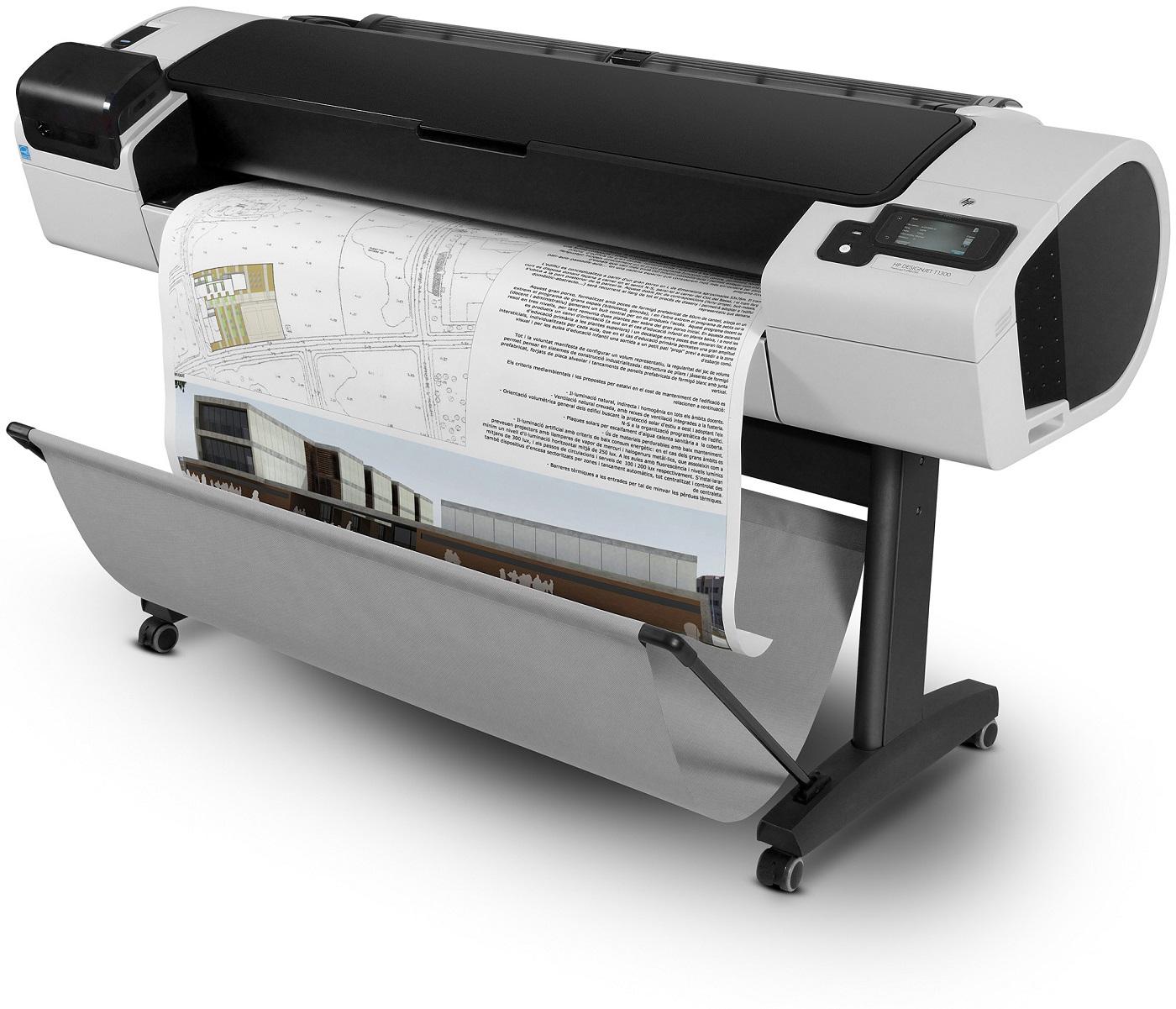 "HP Designjet T1300 44"" PostScript, stojan, A0"