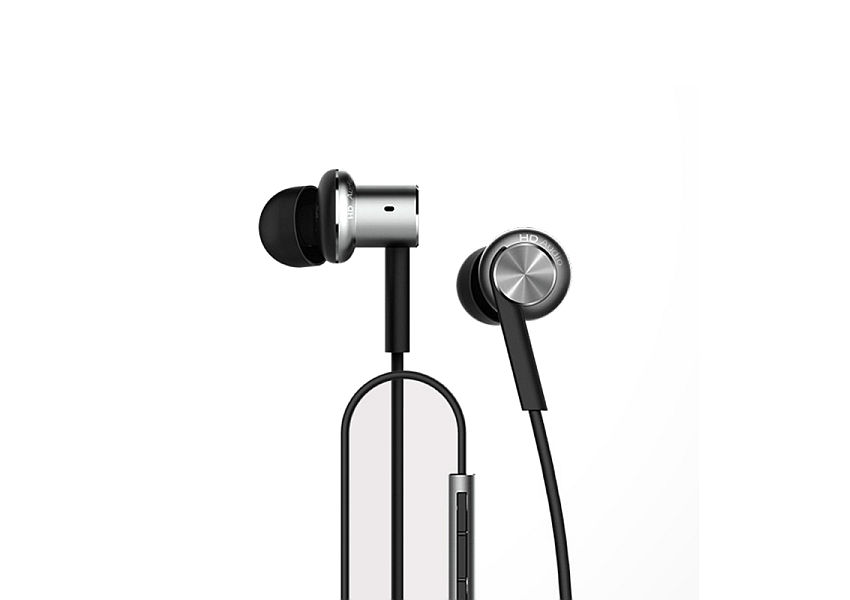 Xiaomi earphones Piston Iron Dual Audio Driver Edition Gold