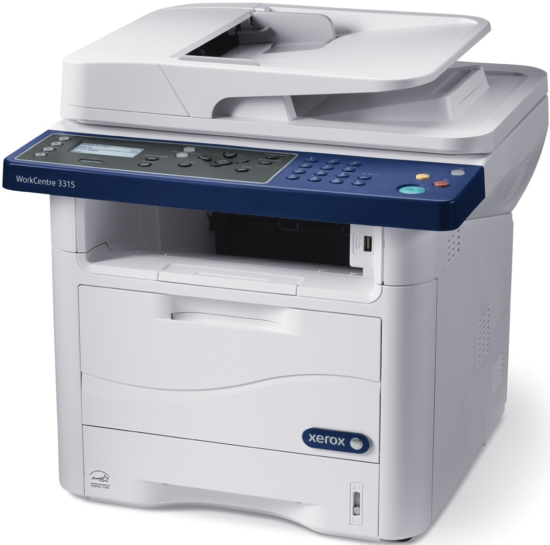 Xerox WorkCentre 3315VDN, (Print/Copy/Scan/Fax)