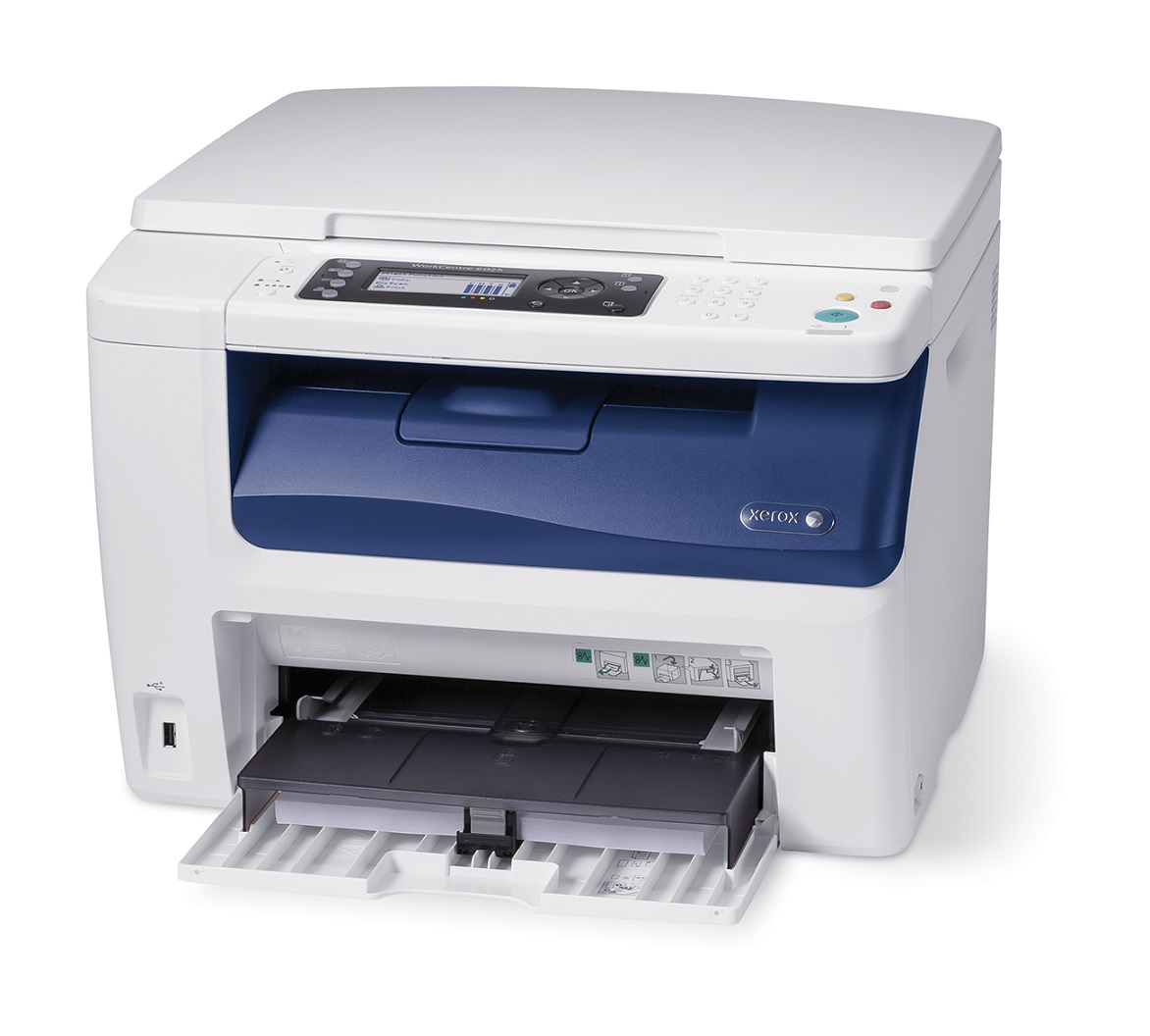 Xerox WC 6025Bi CLJ MFC LED, HiQ, A4, 12/10str., (Scan,Print,Copy) USB, Wi-Fi, 256MB,GDI