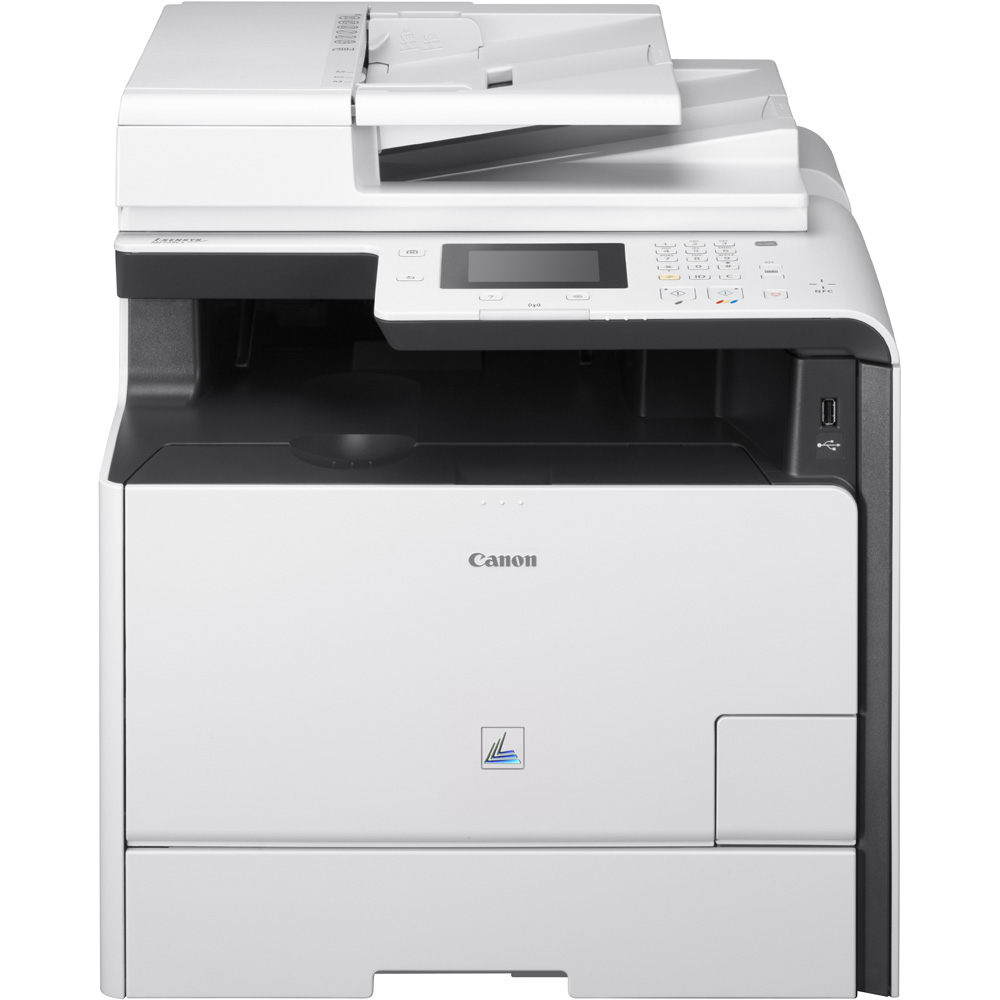 Canon i-SENSYS MF724Cdw - PSC/A4/WiFi/AP/LAN/DADF/SEND/PCL/PS3/Duplex/Options/color/20ppm