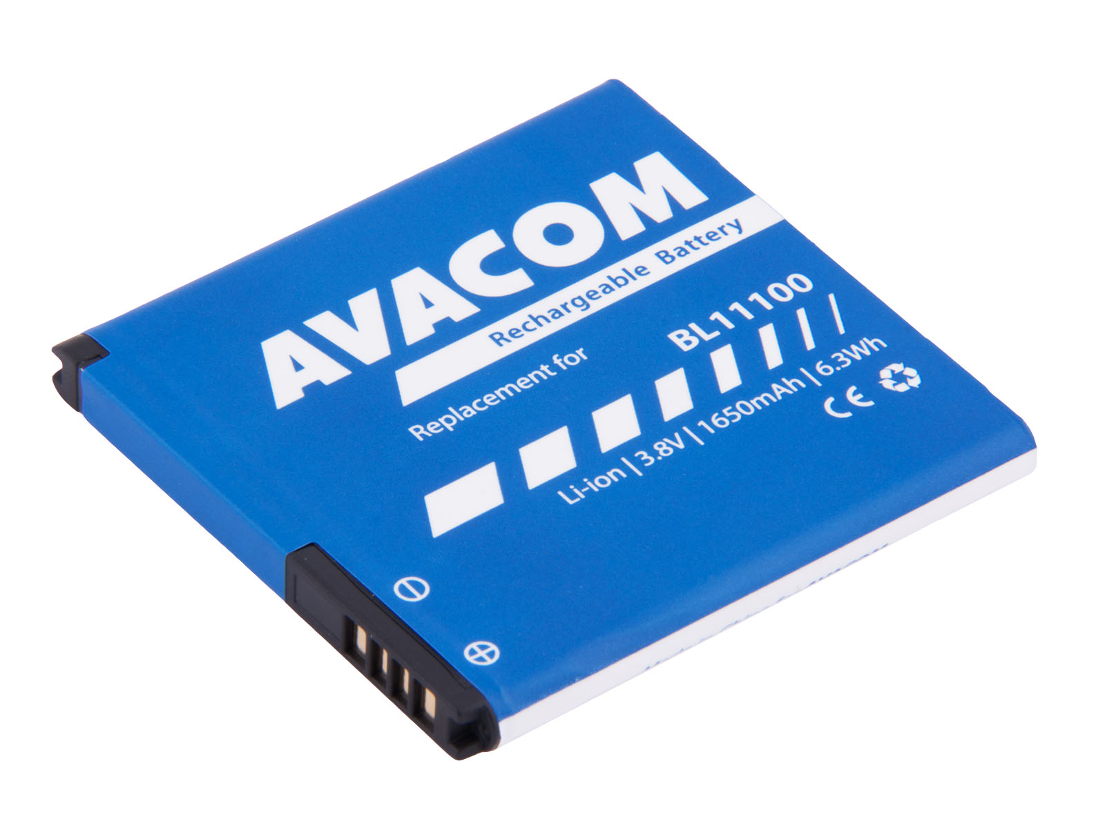 Baterie AVACOM PDHT-DESX-S1650 do mobilu HTC Desire X Li-Ion 3,7V 1200mAh