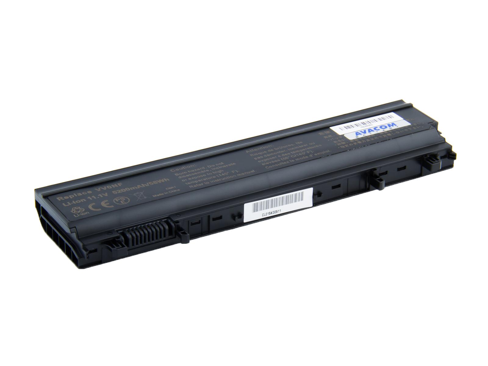 Baterie AVACOM NODE-E544-806 pro Dell Latitude E5440, E5540 Li-Ion 11,1V 5200mAh/58Wh
