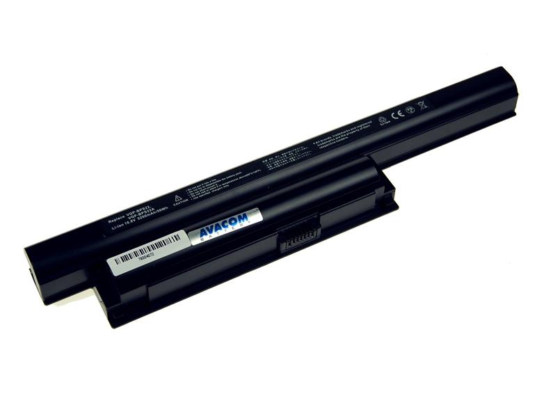 Náhradní baterie AVACOM Sony Vaio EA/EB/EC series, VGP-BPS22 Li-ion 10,8V 5200mAh/56Wh černá