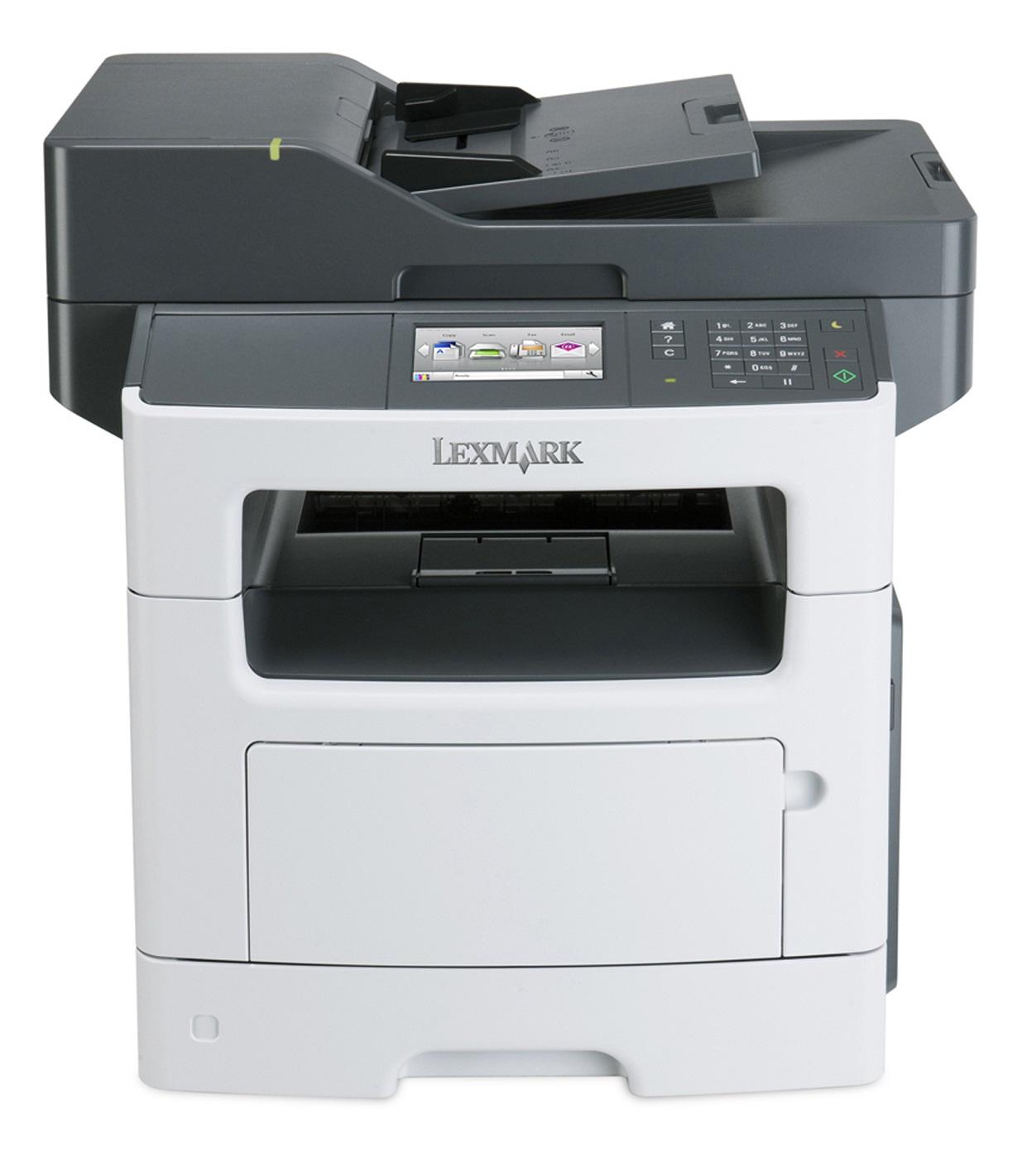 LEXMARK tiskárna MX511de MFP multifunkční A4 MONOCHROM LASER, 512MB, 32ppm USB/LAN, duplex, dotykový LCD