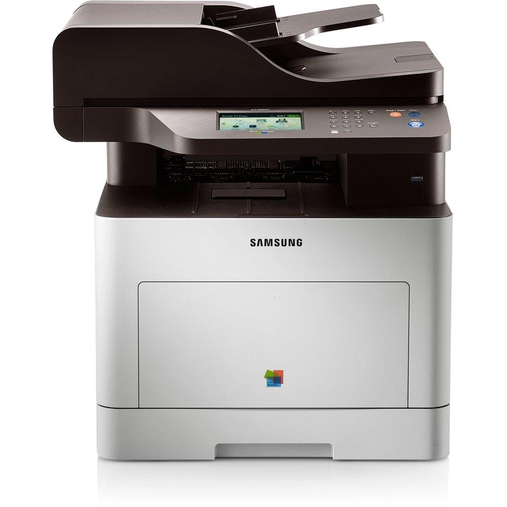 Samsung CLX - 6260FR,A4,24/24ppm,až 9600x600dpi,PCL+PS,256MB,USB,ethernet,duplex (ADF),fax