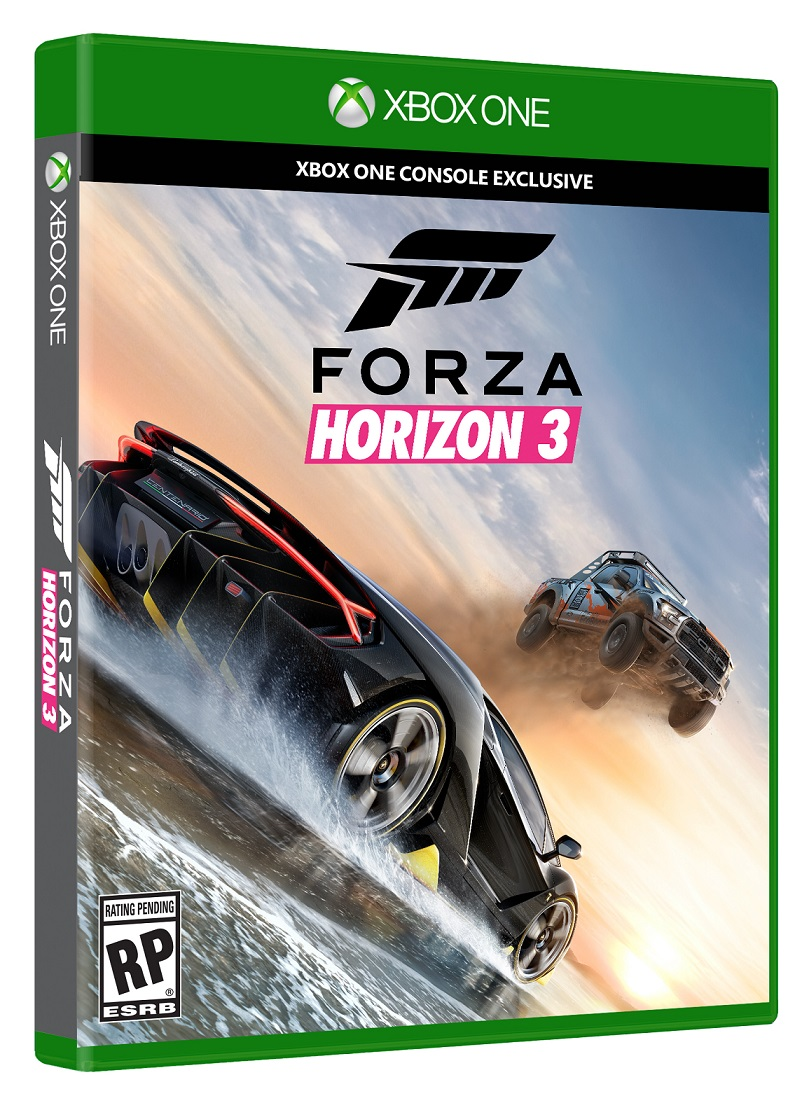 XBOX ONE - Forza Horizon 3 - NOVINKA 27.9.2016 - předobjednávky