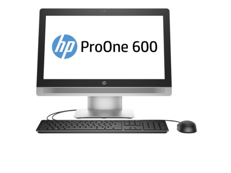 HP ProOne 600 G2 AiO 21.5 Touch / i5-6500 / 8GB / 256 GB SSD / HD Graphics/ Win 10 Pro