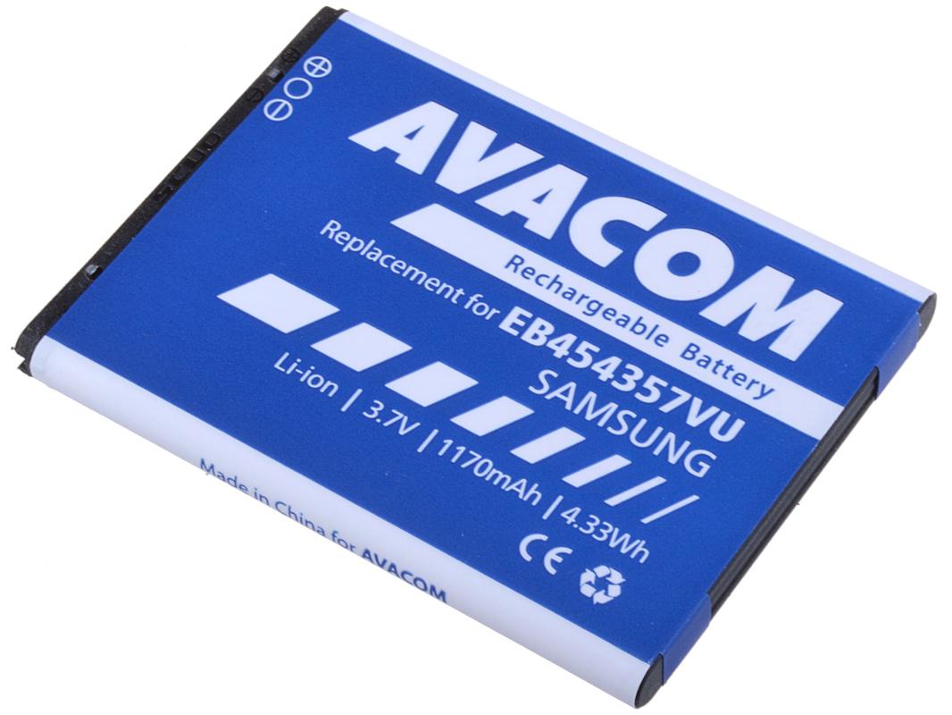 Baterie AVACOM GSSA-S5360-S950A do mobilu Samsung S5360 Li-Ion 3,7V 1200mAh (náhrada EB454357VU)