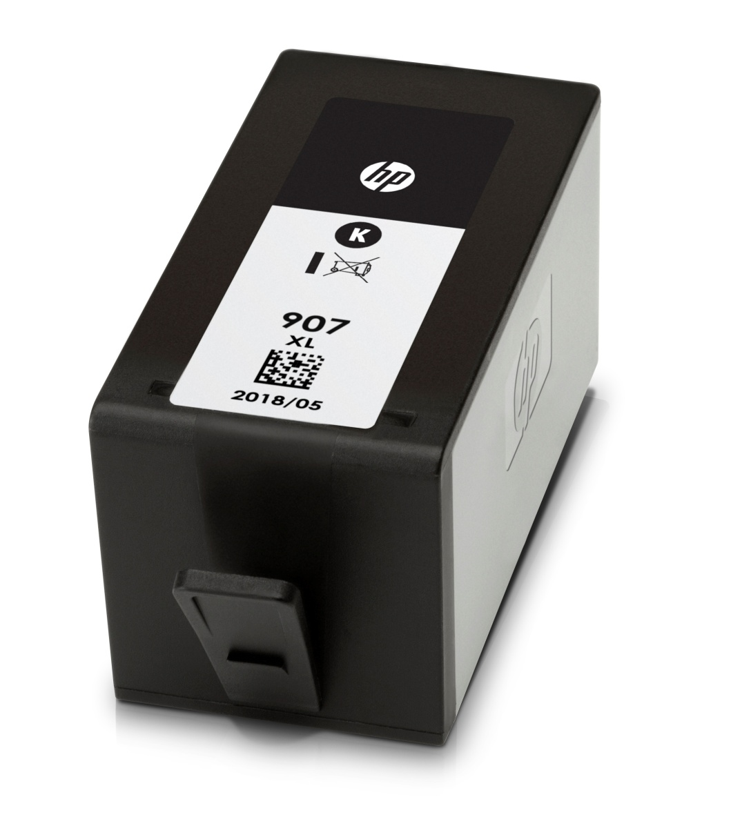 HP T6M19AE 907XL Extra High Yield Black Original Ink Cartridge