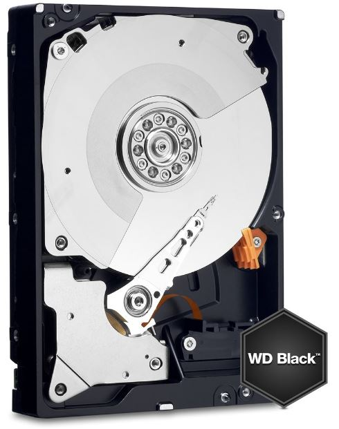 HDD 4TB WD4004FZWX Black 128MB SATAIII/600 7200rpm