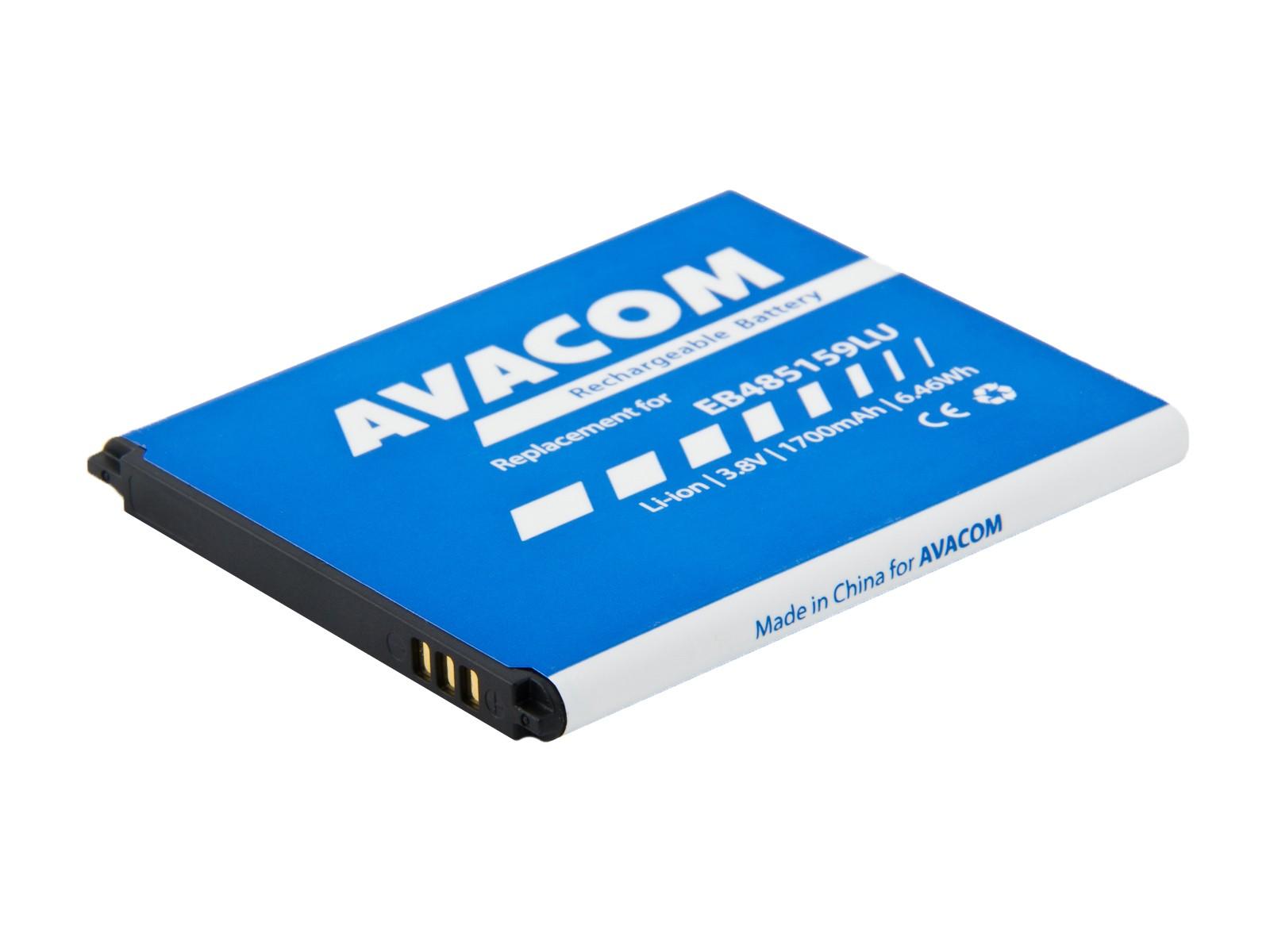Baterie AVACOM GSHT-S640-1600 do mobilu HTC Titan Li-Ion 3,8V 1600mAh, (náhrada BI39100)