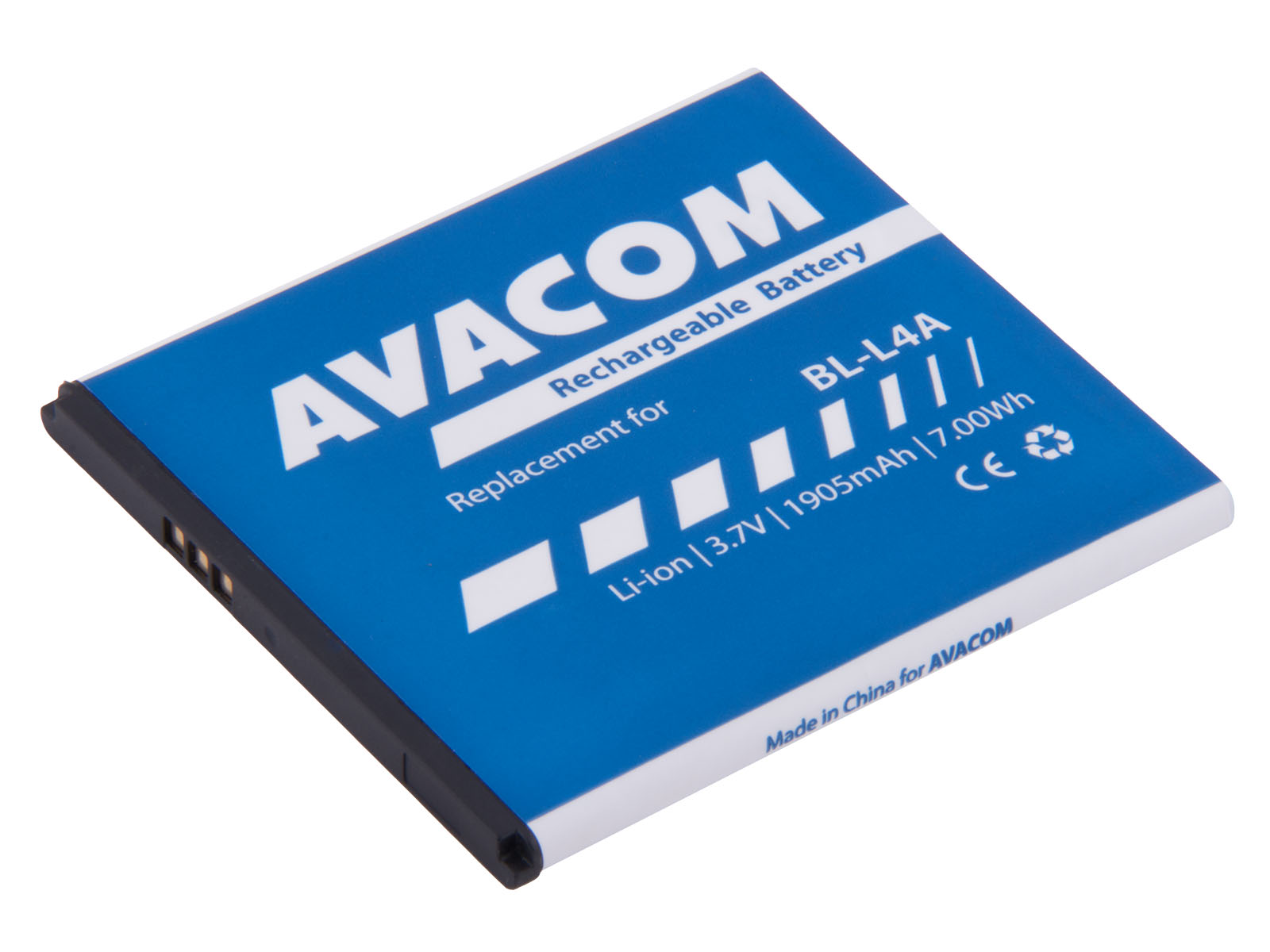 Baterie AVACOM GSNO-BL4A-1905 do mobilu Microsoft Lumia 535 Li-ion 3,7V 1905mAh (náhrada BL-L4A)
