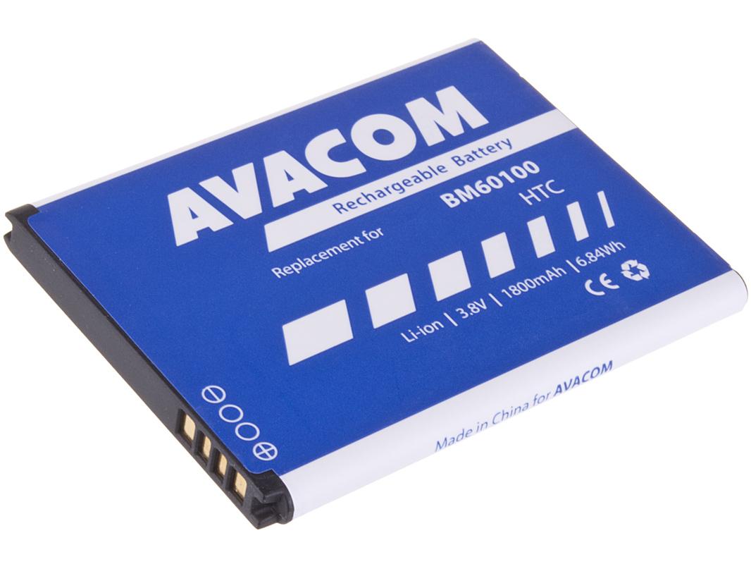 Náhradní baterie AVACOM Baterie do mobilu HTC Desire 500 Li-Ion 3,7V 1800mAh (náhrada BM60100)