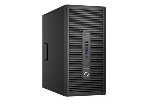 HP ProDesk 600G2 MT, i5-6500, 2x4GB, 500GB, Intel HD, usb slim klávesnice a myš, DVDRW, 280W platinum, Win10Pro