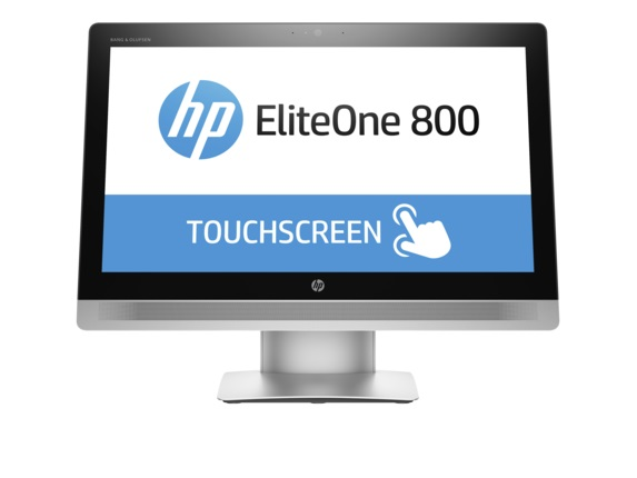 "HP EliteOne 800 G2 T 23"" i5-6500/8GB/256SSD/DVD/3NBD/W10P"
