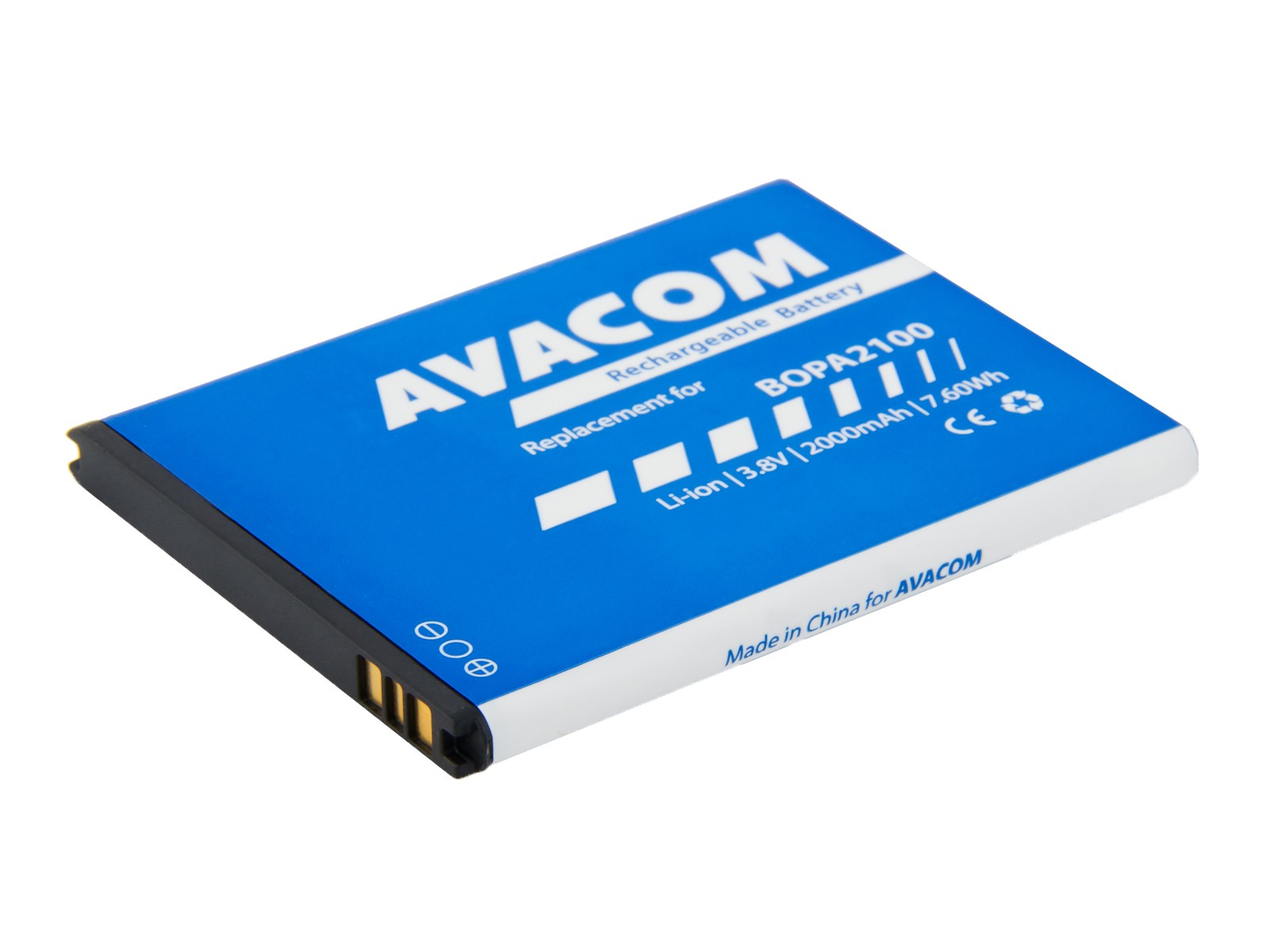 Baterie AVACOM PDHT-DESI310-2000 do mobilu HTC Desire 310 Li-Ion 3,8V 2000mAh, (náhrada BOPA2100)
