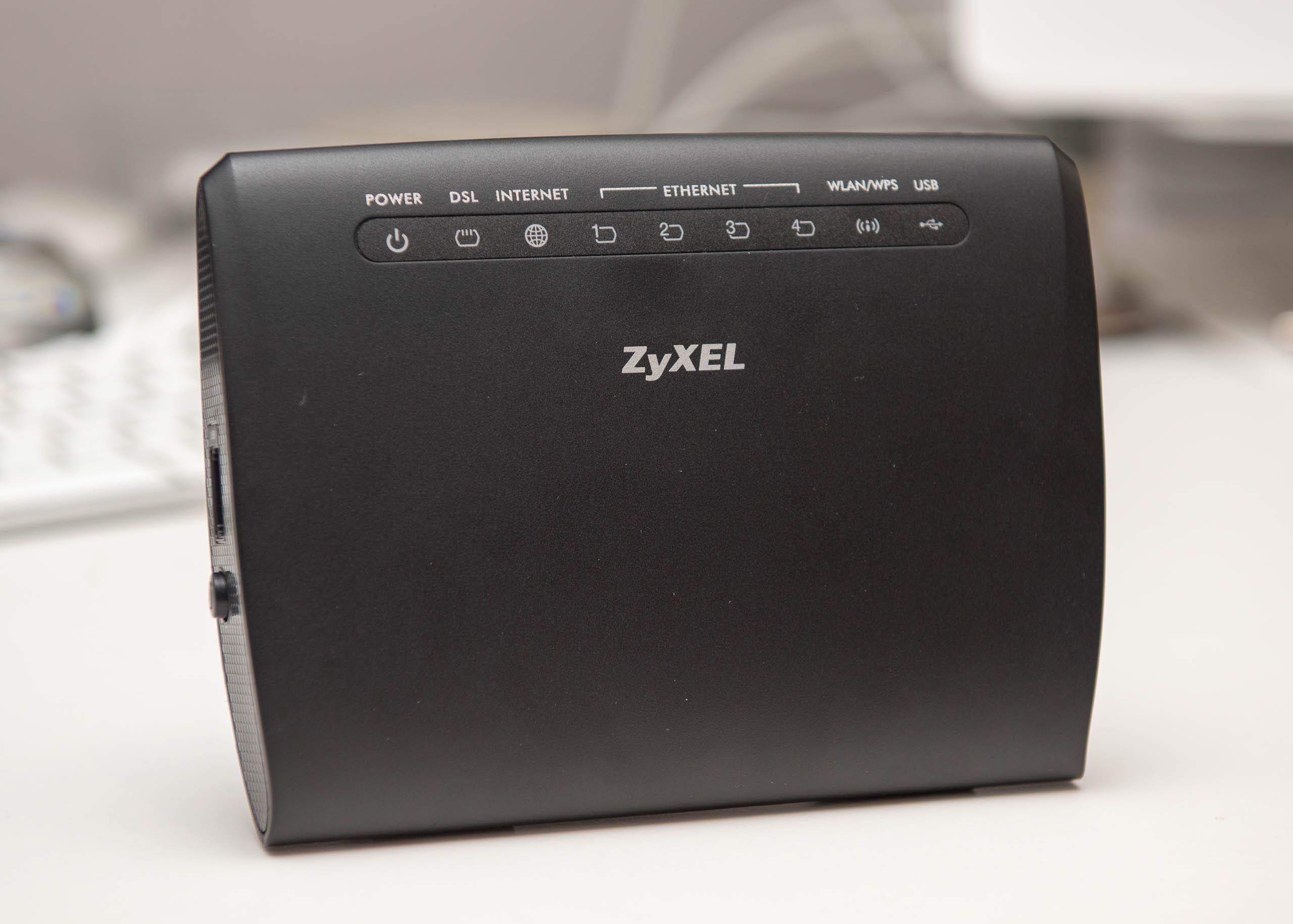 ZyXEL VDSL2 300M router VMG1312-B10D Annex-A