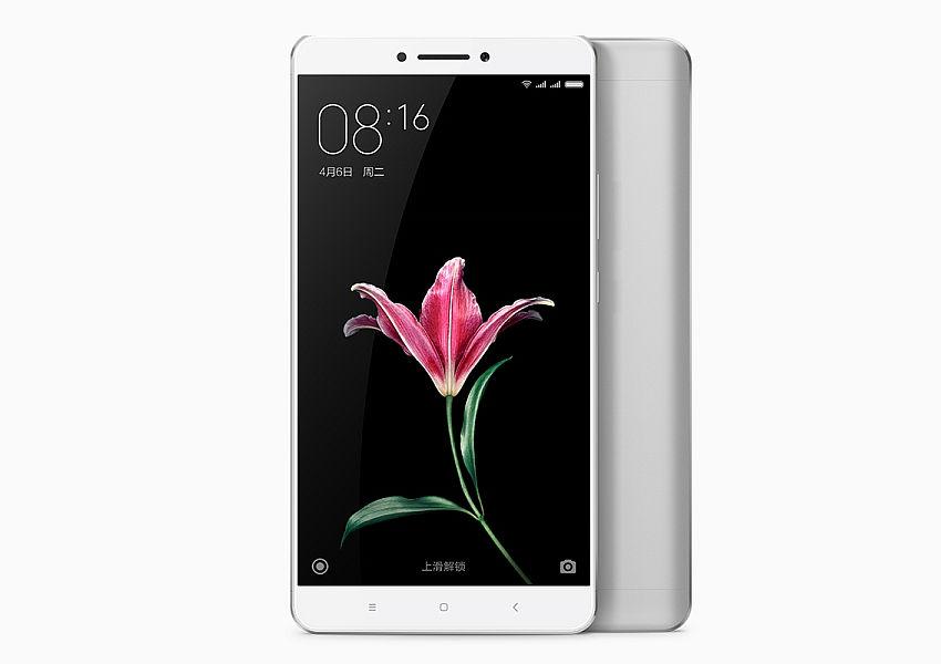 Xiaomi Mi Max Silver / 6,4´´ IPS GG4 1920x1080/1,8GHz OC/3GB/64GB/2xSIM/SD/LTE/16MPx/4850mAh