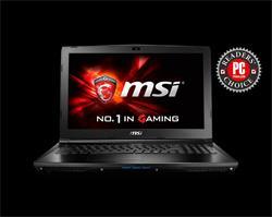 """MSI GL62 6QF-1098CZ 15,6"""" FHD/i7 6700HQ/8GB DDR4/GTX960 2GB/1TB 7200ot/DVDRW/Win10"""