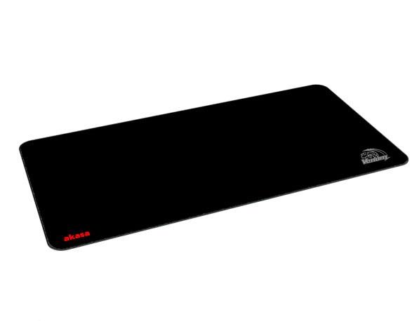 AKASA - herní podložka (1000 x 500 mm) černá