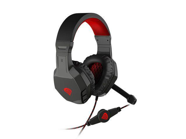 Natec Genesis Gaming headset H49 Stereo, Mini Jack x1