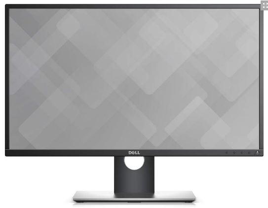 """27"""" LCD Dell P2717H Professional IPS FHD /HDMI/DP/VGA/USB/3RNBD/Černý"""