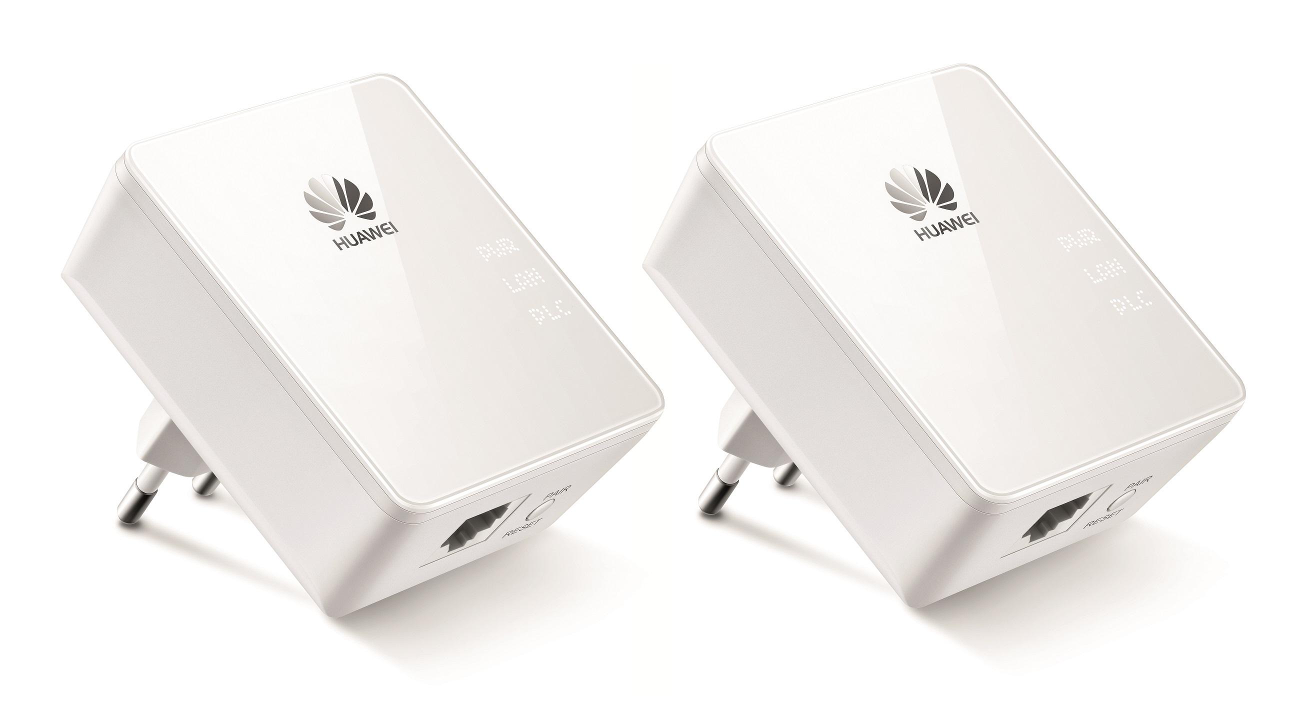 Huawei PT500 HomePlug AV 500Mbit powerline KIT