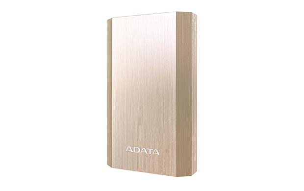 ADATA A10050 Power Bank 10050mAh zlatá