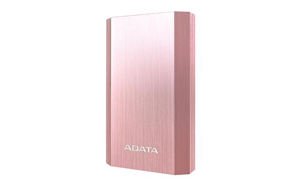 ADATA A10050 Power Bank 10050mAh růžová