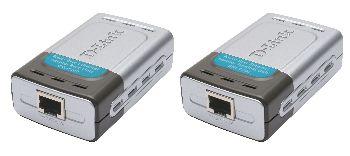 D-Link PoE Kit, support 5VDC & 12VDC non-PoE inbuilt device