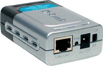 D-Link DWL-P50 PoE Splitter 5V/12VDC Power Output