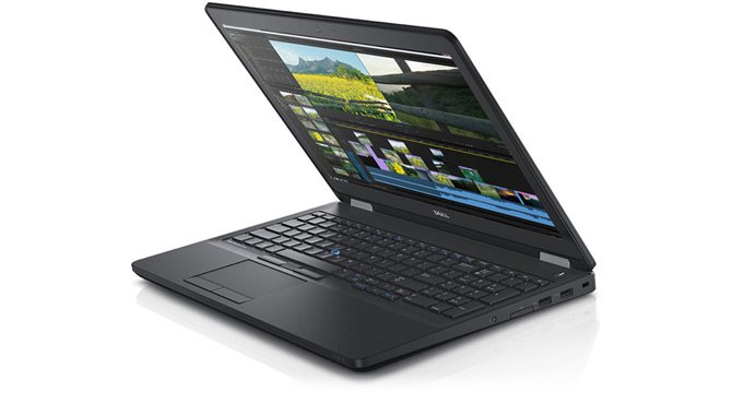 "DELL Precision M3510/Core i5-6440HQ/8GB/512GB SSD/W5130M w/2GB/15.6"" FHD/Win 7/10 Pro 64bit/Black"