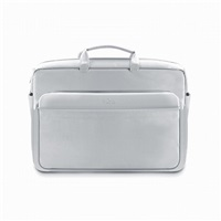 """Puro taška pro notebook FACILE 16"""", stříbrná"""