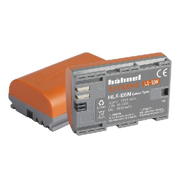 Hähnel EXTREME Li-Ion HLX-E6N - Canon LP-E6N - 2000mAh, 7,2V, 14,4Wh