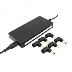 Akyga Nabíječka na notebook 90W Slim USB 6 konektorů
