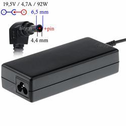 Akyga Nabíječka na notebook 19.5V/4.7A 92W 6.5x4.4 mm + pin pro SONY