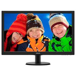 "Philips 273V5LHSB/00 27"" LED 1920x1080 20 000 000:1 5ms 300cd HDMI cierny"