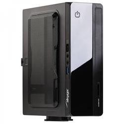 Akyga PC skříň mini ITX 1xUSB3.0 s PC zdrojem 150W