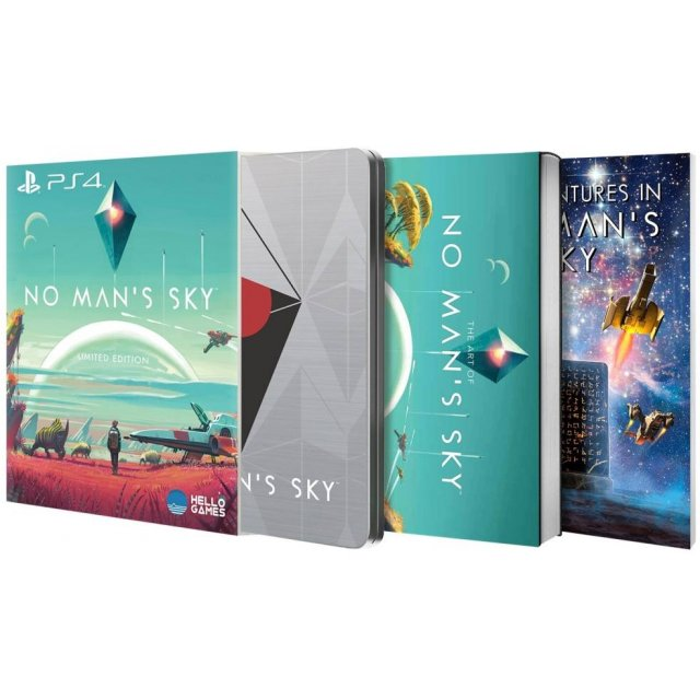 PS4 - No Man's Sky Special Edition
